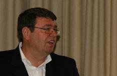 Thomas Pfüller - DSV-Generalsekretär, Sportdirektor Biathlon/Nordisch