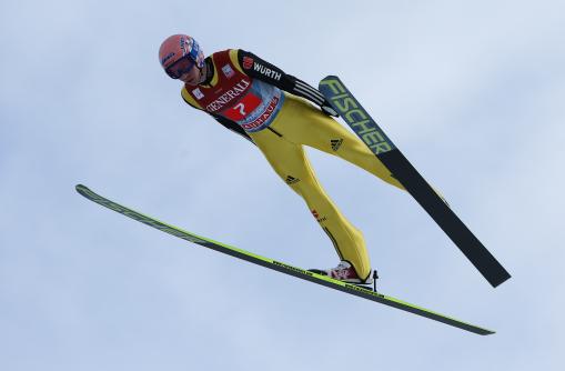 Skisprung: FIS World Cup Skisprung, Vier-Schanzen-Tournee - Garmisch (GER) - 01.01.2013