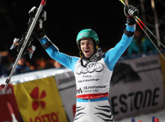 Parallel-Slalom: City-Event in München 2013