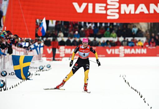 Denise Herrmann, Toblach