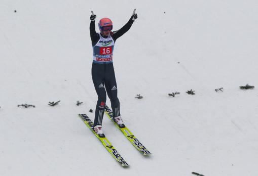Skisprung: FIS World Cup Skisprung, Vier-Schanzen-Tournee - Innsbruck (AUT) - 04.01.2013