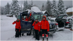DSV-Telemark-Team Jon