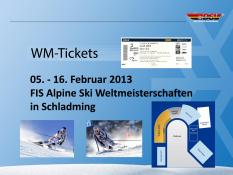 WM 2013 in Schladming
