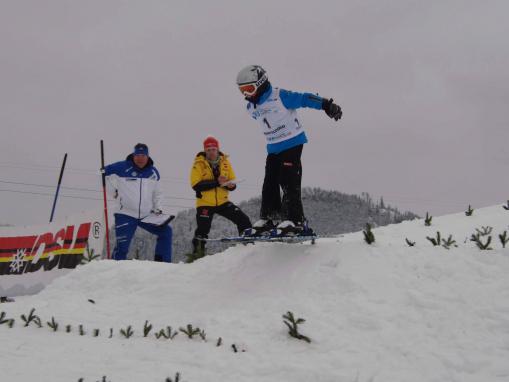 Grundschulwettbewerb Skispringen 2013, Ruhpolding