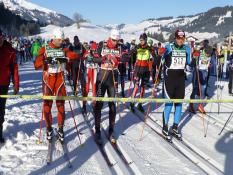 Ski Trail Tannheimer Tal 2013, Bad Hindelang