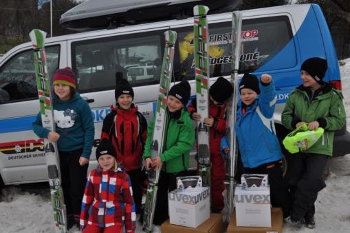 Grundschulwettbewerb Skispringen, Landesfinale BSV, Gmund