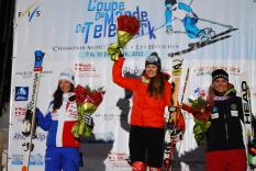 Siegerehrung Chamonix