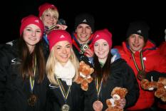 Medaillen Team