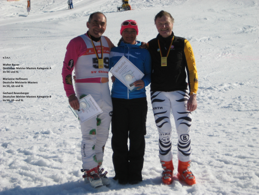 Deutsche Meisterschaft 2013