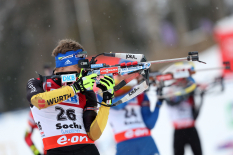 Biathlon: IBU World Cup Biathlon - Sochi (RUS) - 06.03.2013 - 10.03.2013