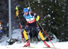 Biathlon: IBU World Cup Biathlon - Khanty-Mansiysk (RUS) - 13.03.2013 - 17.03.2013