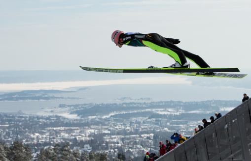 Skisprung: FIS World Cup Skisprung Herren - Oslo (NOR) - 17.03.2013