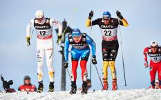 Langlauf: FIS World Cup Langlauf - Stockholm (SWE) - 20.03.2013