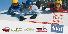 Auf die Plätze, fertig...Ski!