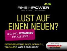 R(h)einpower Newsletter