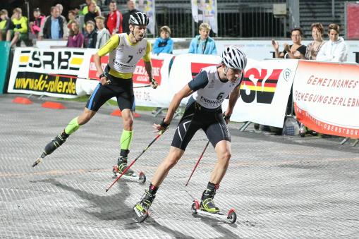 Björn Kircheisen, Eric Frenzel