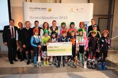 Grünes Band 2013, SC Kreuth
