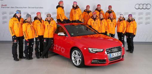 DSV-Team Langlauf 2013/2014