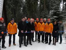 Einweihung Skirollerbahn Klingenthal