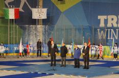 Abschlussfeier Universiade