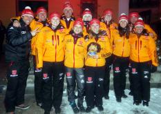 Damen-Team