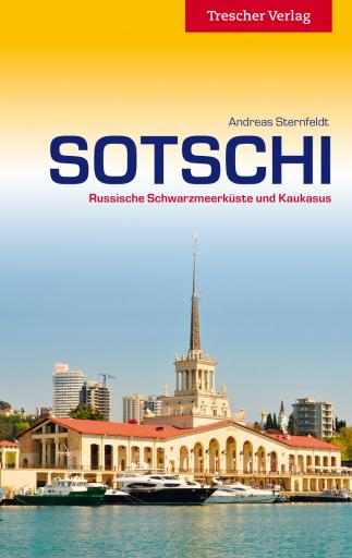 Reiseführer_Sotschi_BR_Trescher_Verlag