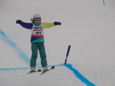 Grundschulwettbewerb Skispringen 2014 am Götschen