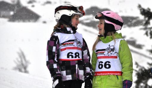 Grundschulwettbewerb Skispringen 2014