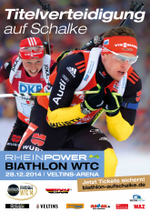 Biathlon World Team Challenge 2014