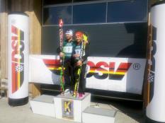 Deutsche Meisterschaften Super-G 2014