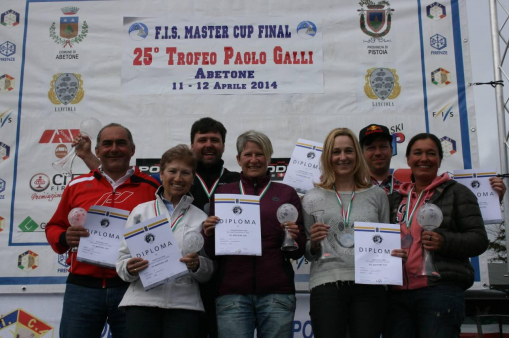 FIS Masters Cup Finale 2014