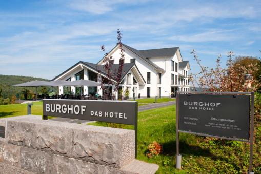 Trainersymposium Nordisch, Hotel Burghof