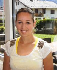 Franziska Preuß Sommer 2014