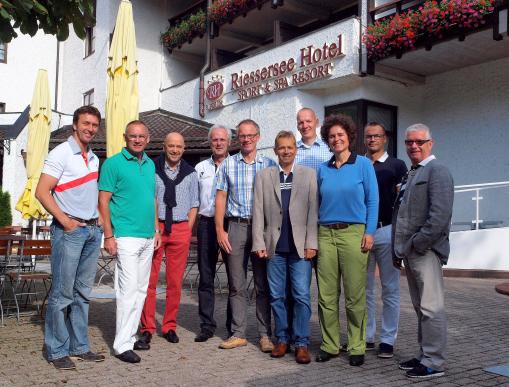Vertragsverlängerung Partnerhotel Riessersee Hotel Resort