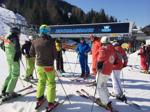 DSV-Skischulkongress Maria Alm