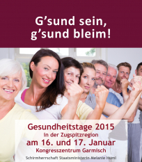 Gesundheitstage Garmisch-Partenkirchen