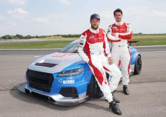 Felix Neureuther - Audi Sport TT Cup