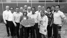 DOSB-Kampagne Recht auf Menschenrecht