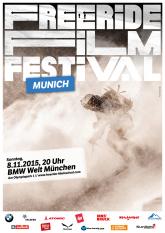 Freeride Film Festival, München 2015