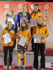 Deutschlandpokal Oberstdorf 2015, Damen