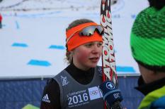 YOG Lillehammer 2016, Anna-Maria Dietze