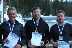 Bayerische Meisterschaften Senioren Alpin, Riesenslalom
