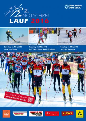 Notschrei-Lauf 2016