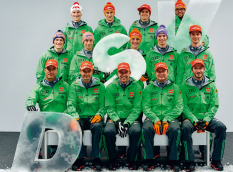 Nationalmannschaft Skisprung Herren