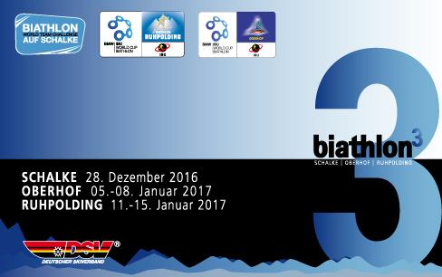 Biathlon 3 Kombiticket