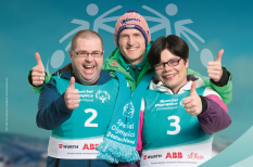 Severin Freund, Special Olympics