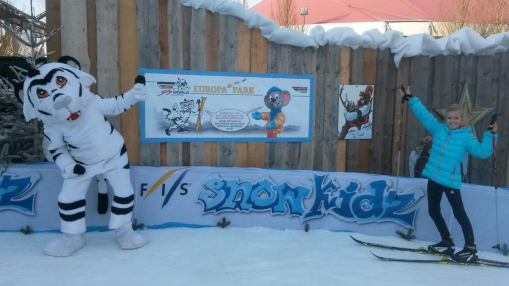 DSV Skitty World Nordic im Europa-Park