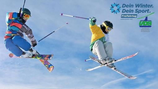 Dein Winter. Dein Sport. Freifahrtag