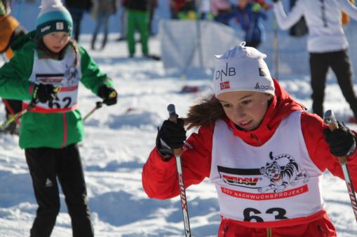 Nachwuchsstars Tour de Ski