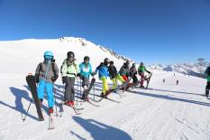 Skifreizeit Davos